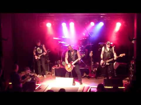 BARBED WIRE - Old Time Rock`N`Roll (Bob Segar) cover