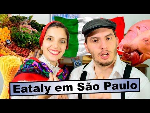 Eataly em São Paulo - Por Onde Vamos - EP47