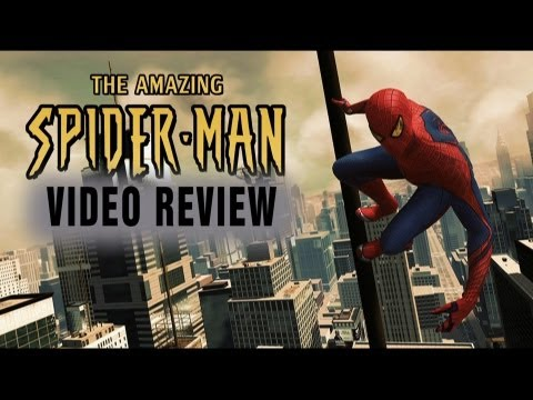 Kwing Game Reviews - The Amazing Spiderman Review
