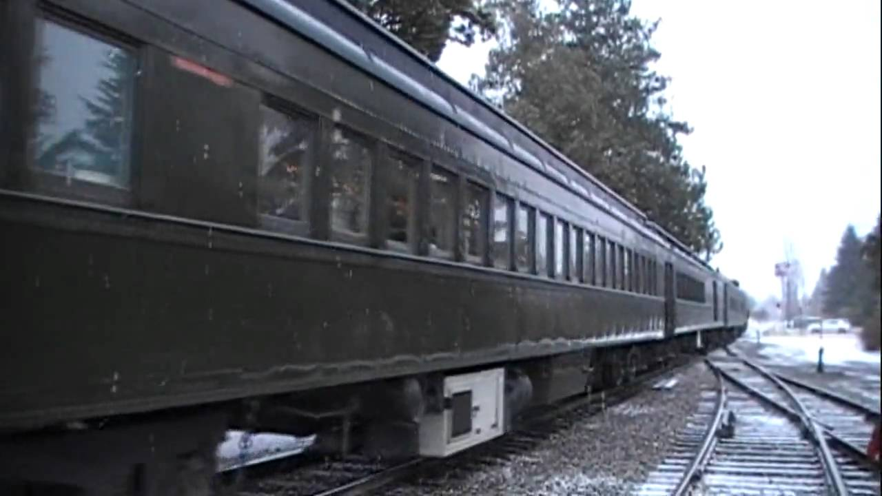 Snoqualmie Falls Train Tour