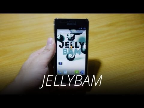 How to Install JellyBam ROM Android 4.2.2 on Samsung Galaxy S2 GT-i9100