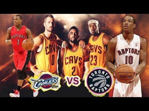 Cleveland Cavaliers vs Toronto Raptors - Playoff Series Simulator