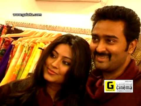 Sneha and Prasanna Launches Creciva Store