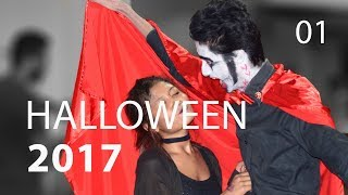 Halloween 2017 Cosplay DJ Party Dhaka | Bangla Rap | Black Zang