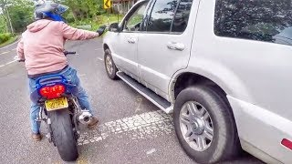 STUPID, CRAZY & ANGRY PEOPLE VS BIKERS [Ep.#723]