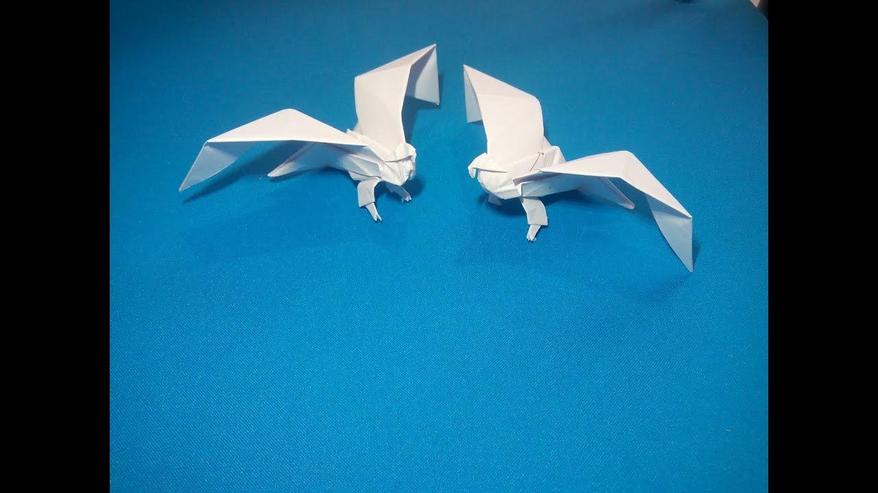 Как сделать орла из бумаги своими руками 29