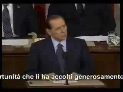 Learn English with Silvio Berlusconi