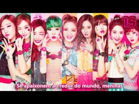 Girls' Generation (SNSD) - Lingua Franca  ( Legendado / Tradução PT-BR )