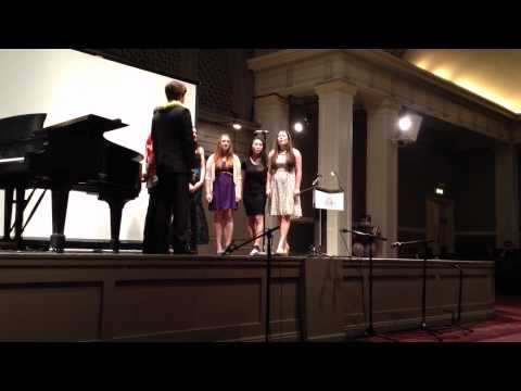 For Emma, sung by The Northwest School A Capella Choir, June 12, 2012