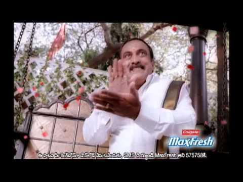 Colgate maxfresh tooth paste Telugu - 2011 TV...