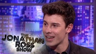 Download Lagu Shawn Mendes On Getting Chased By Fans! - The Jonathan Ross Show Gratis STAFABAND