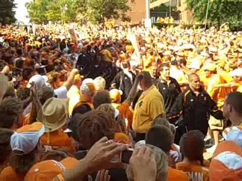 Vol Walk Sept 5 2009 Video