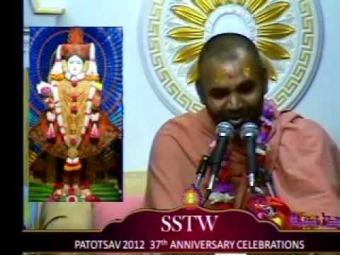 Willesden Temple 37th Patotsav 2012 - Day 5 - Evening Katha