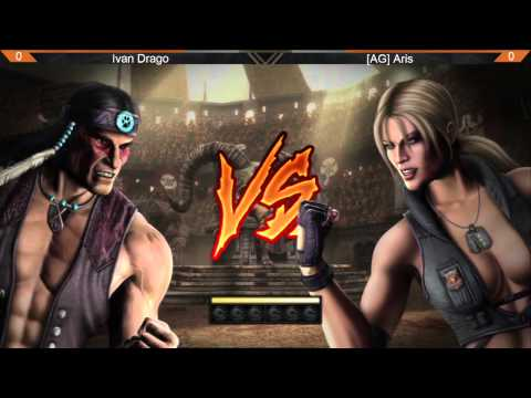 MK9 Moscow Cyberstadium 15.02.2015 + MoneyMatch [AG] necrologen vs [AG] Aris