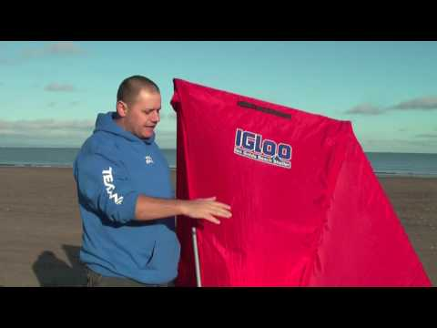 Ian Golds Beach Shelter Review