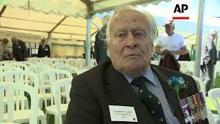 Youngest Spitfire pilot to fly in the Battle of Britain dies at 96
