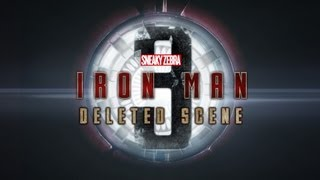 Iron Man 3: Exclusive Deleted Scene.‏