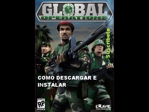Como Descargar Global Operations + Bonus