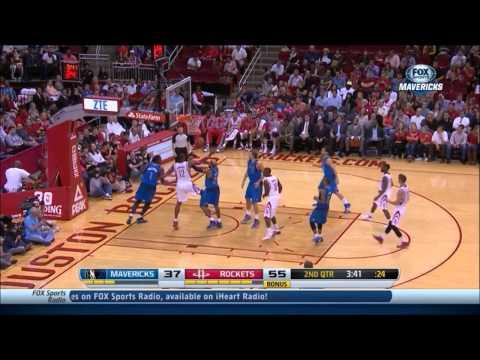 Chandler Parsons vs Dallas Mavericks 2013.11.01