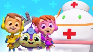 Sick Song | Daddy songs | Nursery Rhymes - The Supremes
