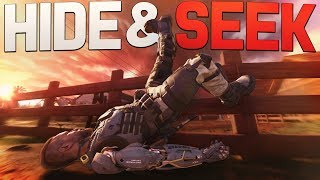 Black Ops 3 Hide and Seek Funny Moments - Modded Custom Maps!