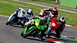 Comparativa Supersport 2012 Monza Aldo