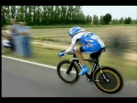 Lance Armstrong-Time Trial-2005 Video