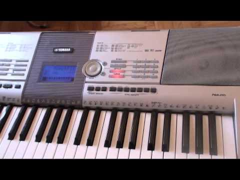Pierwsza Lekcja Gry Na Keyboardzie