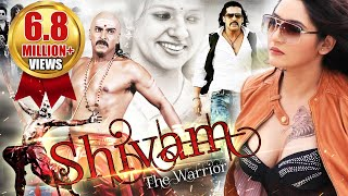 Free Download and Watch Online Shivam - The Warrior South Indian Full Hindi Dubbed Movies