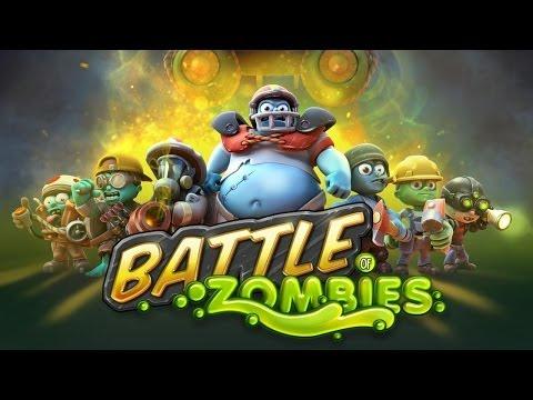 Игры в соц сетях #1 - Битва зомби