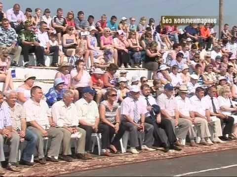 100- лет Алексеевки