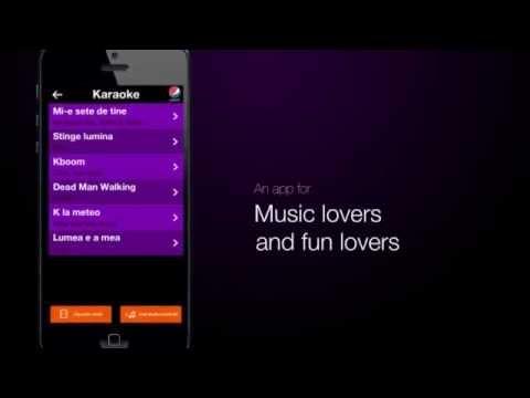 Sonerie telefon » Cat Music Karaoke – Mobile App
