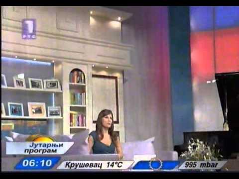 Maja Nikolic Japundza Grudi I Sexy Nogice video