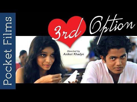 Romantic Marathi Love Story - 3rd Option - Social Issue