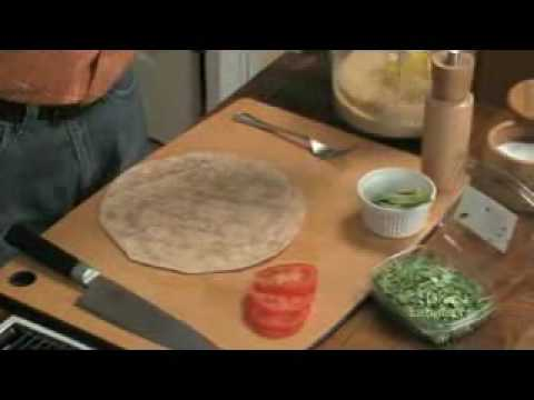 Video Recetas Fajitas Vegetarianas