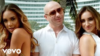 Клип Pitbull - Sexy Beaches ft. Chloe Angelides