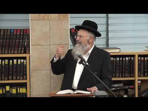 """הרב שמואל אליהו - ישיבת מרכז הרב - תפילות ראש השנה - אלול התשע""""ז"""