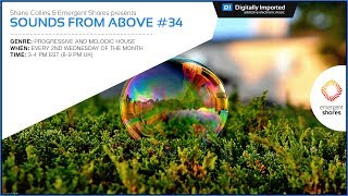 ♫ Best of Progressive House Sessions ♫ - Sounds from Above#34 on DI.FM Progressive