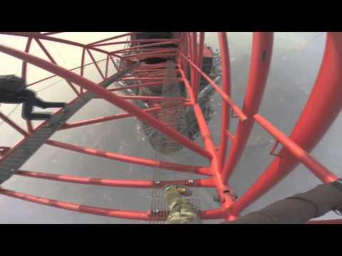 Shangai Tower (650 Meters) Montage HD