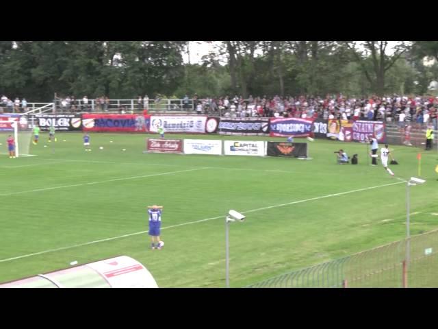 [RacoviaTV] RKS Raków Częstochowa 1:1 Zagłębie Sosnowiec - bramki, wywiad