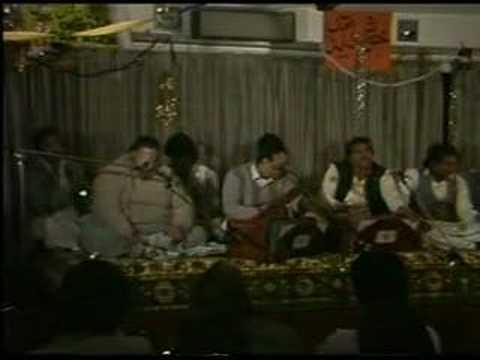Nusrat Fateh Ali Khan-main Neewan Mera Murshad Ucha Part 2 2 video