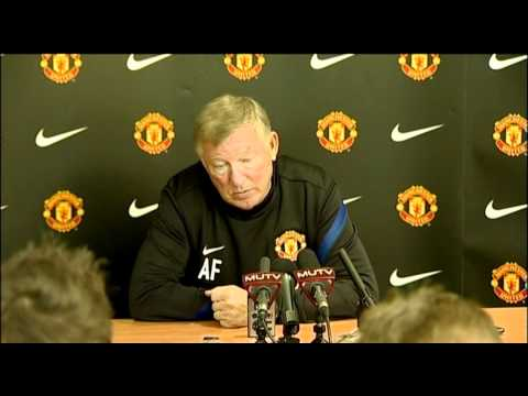 Fergie on the title race | English Premier League 2011
