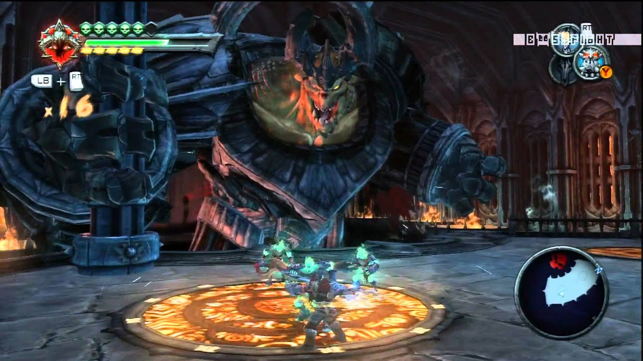 Darksiders - Straga -The Black Throne - Bossfight.de ...