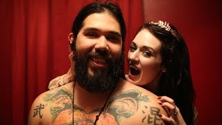 Real Life Vampires Find Love At First Bite: EXTREME LOVE