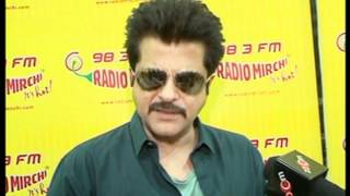 Tezz - Bollywood World - Anil Kapoor Promotes Upcoming Film Tezz At Radio Mirchi 98.3 FM - Latest Bollywood News