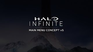 Halo Infinite Main Menu v5