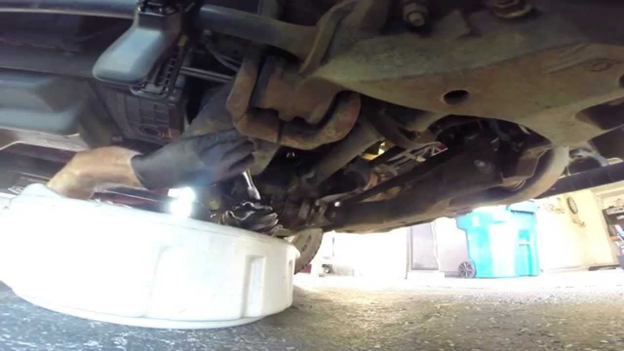 oil filter location ford expedition  oil  free engine