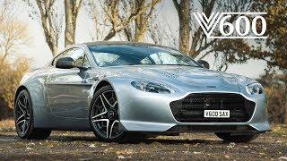Aston Martin V12 Vantage V600: Analogue Excellence - Carfection (4K)