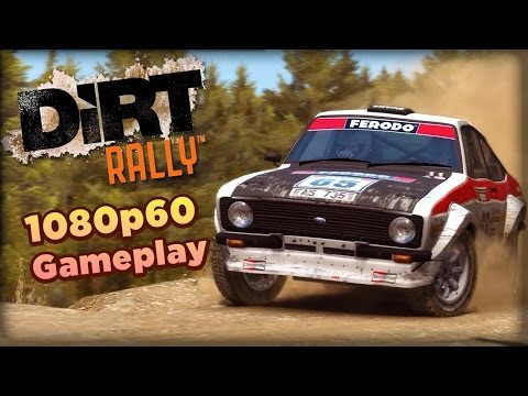 Ultra Settings 1080p60 Gameplay - DiRT Rally