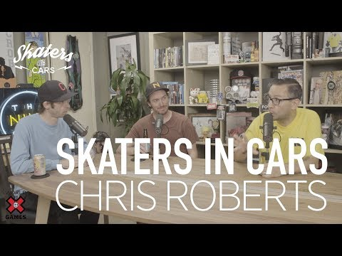 Chris Roberts: Skaters In Cars l X Games